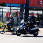 IFU Vorstand auf Zweirad-Tour